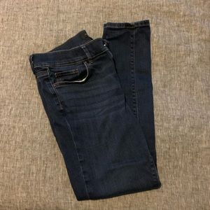 Ann Taylor Skinny Jeans in 6P
